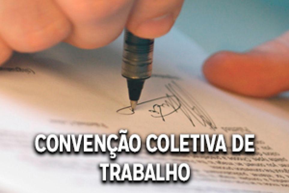CONVENÇÃO COLETIVA DE TRABALHO – 2017/2018  REGISTRADA