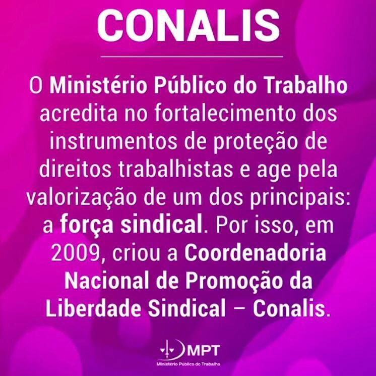 MINISTÉRIO PUBLICO DO TRABALHO