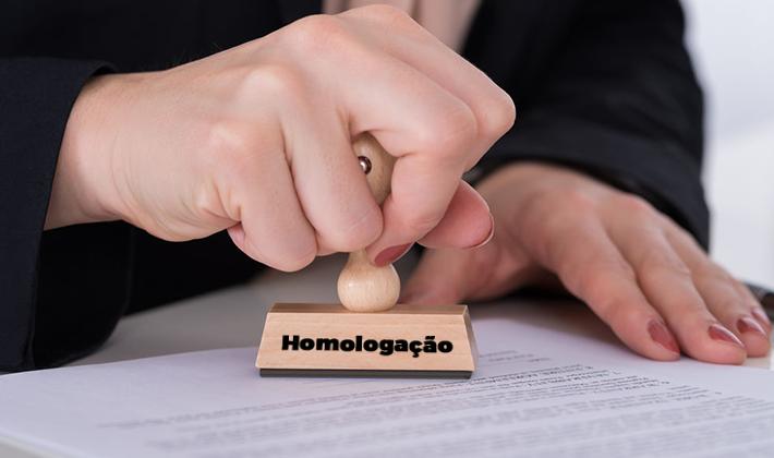 HOMOLOGAÇÕES EFETUADAS NAS EMPRESAS
